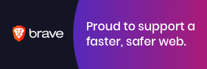 Brave Browser Slogan